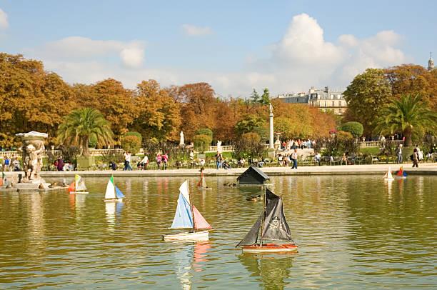 Paris Fall Folige: Le Jardin du Luxembourg