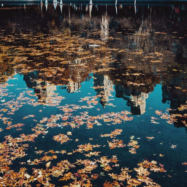 US Fall Destinations - Central Park NYC