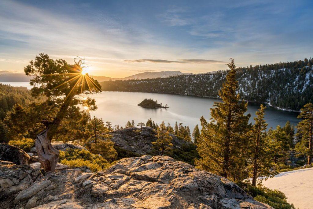 Lake Tahoe - USA Fall Destinations
