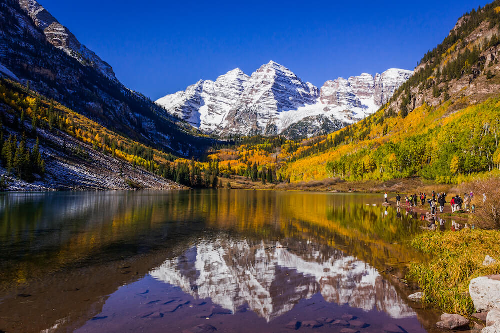 Places to Visit in Fall Around the US