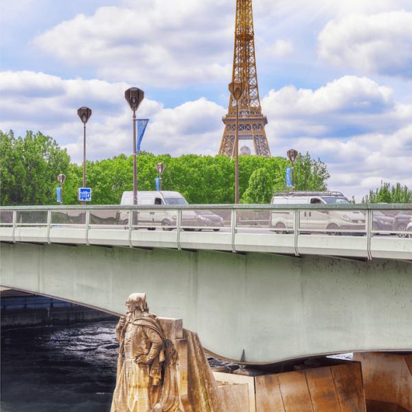 Bridges of Paris -