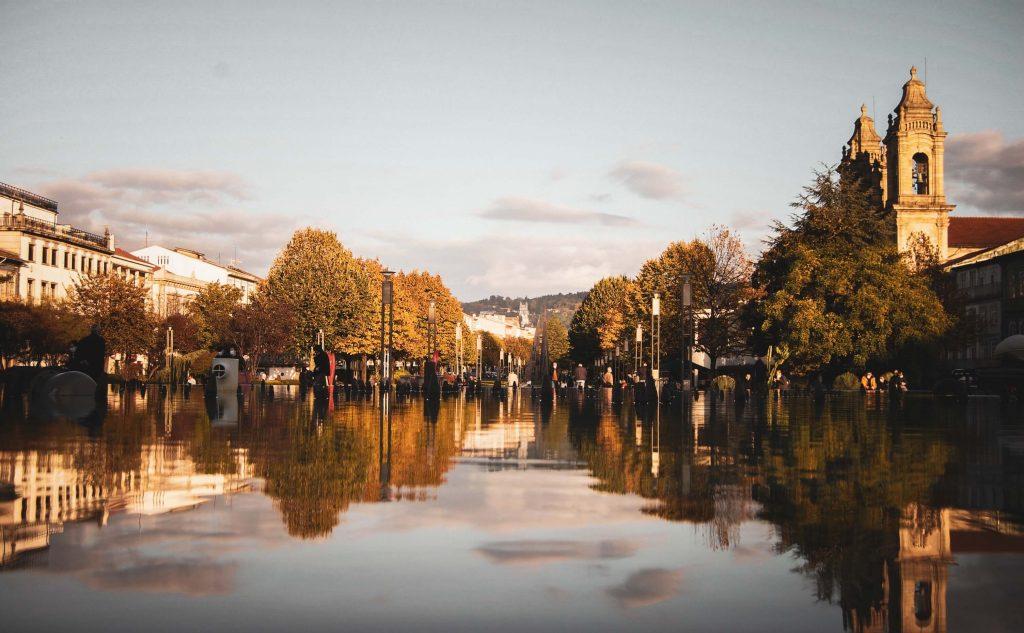 Fall in Portugal - Braga