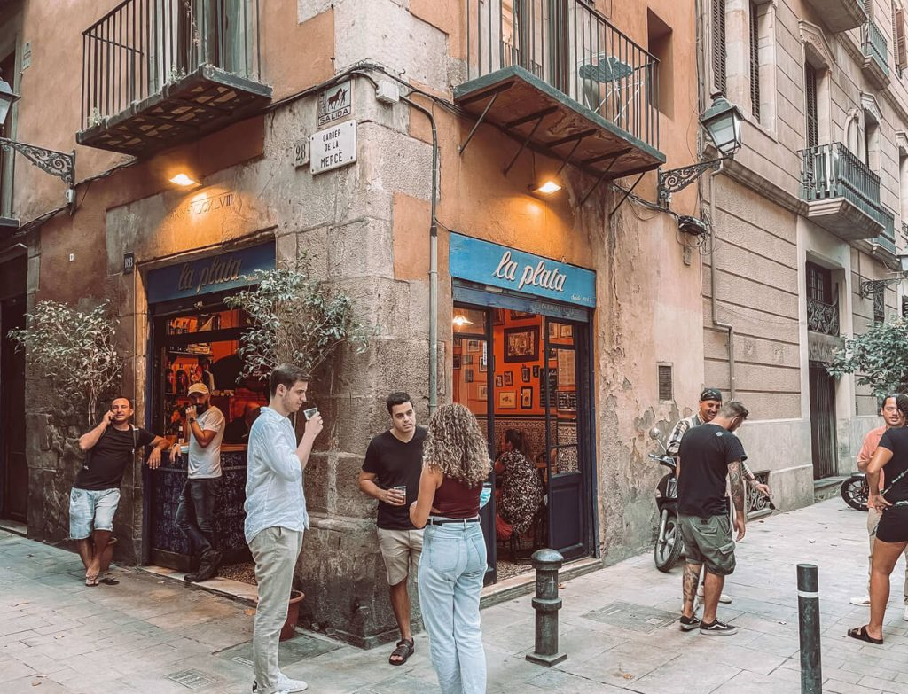 Spain in Fall: Barcelona