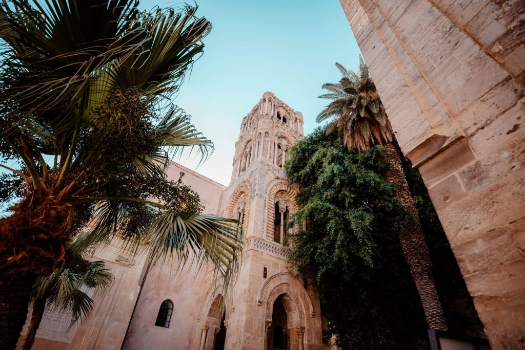 Italy in Fall - Palermo