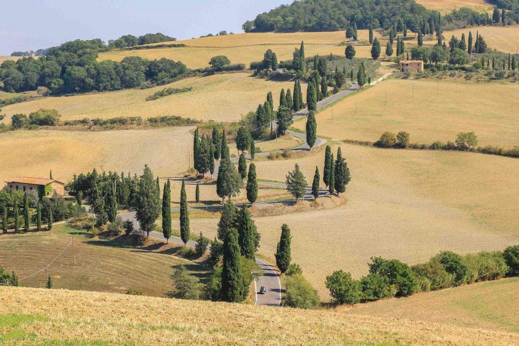 Toskana Road Trip - nItaly
